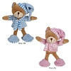 Zanies Sleepy Teddies Dog Toys
