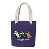 Teddy The Dog Choose Love Tote